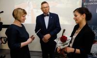 Wojewódzkie obchody Dnia Bibliotekarzy i Bibliotek, Wąbrzeźno, fot. Mikołaj Kuras dla UMWKP