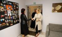 Otwarcie brodnickiego Centrum Caritas po rozbudowie i modernizacji, fot. Mikołaj Kuras dla UMWKP