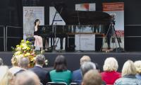 Rozdanie nagród i koncert finałowy 27. Międzynarodowego Konkursu Pianistycznego im. Fryderyka Chopina dla Dzieci i Młodzieży w Szafarni, fot. Mikołaj Kuras