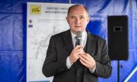 Otwarcie drogi wojewódzkiej nr 554, fot. Szymon Zdziebło/tarantoga.pl
