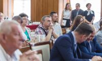 Umowy RPO i PROW, fot. Szymon Zdziebło tarantoga.pl dla UMWKP