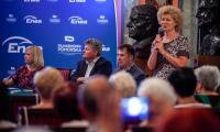 Konferencja prasowa w Filharmonii Pomorskiej, fot. Filip Kowalkowski