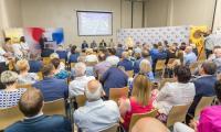 Uroczystość wręczenia umów PROW i PO Ryby, fot. Szymon Zdziebło/www.tarantoga.pl