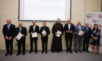 Wręczenie umów na prace w zabytkach, fot. Mikołaja Kuras