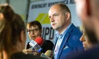 Inauguracja inwestycji w dawnym Grunwaldzie, fot. Szymon Zdziebło/tarantoga.pl dla UMWKP