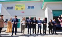Otwarcie nowej oczyszczalni ścieków w Piotrkowie Kujawskim, fot. Andrzej Goiński