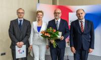 Uroczystość wręczenie medali Hereditas Seaculorum, fot. Szymon Zdziebło/tarantoga.pl