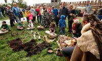 XXV Festyn Archeologiczny w Biskupinie, fot. Filip Kowalkowski