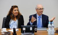 Wizyta delegacji z Hiszpanii, fot. Mikołaj Kuras