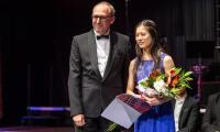 W konkursie wzięli udział młodzi skrzypkowie z 13 krajów, fot. Szymon Zdziebło www.tarantoga.pl