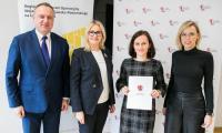 Uroczystość wręczenia aneksów dla LGD, fot. Andrzej Goiński
