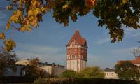 III miejsce - Marcin Seroczyński - Wieża wodna w Chełmży