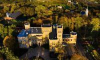 Wyróżnienie - Paweł Orzech - Jesień na Wzgórzu Zamkowym - Jabłonowo Zamek