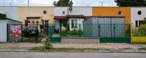 Kolonia robotnicza – stan obecny (mat. z arch. M. Pszczółkowskiego)