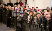 Uroczysta msza św. w intencji Ojczyzny, fot. Andrzej Goiński/UMWKP