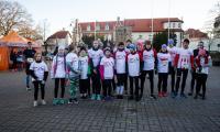 Start biegu sztafetowego w Bydgoszczy, fot. Filip Kowalkowski