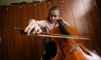 Koncert w Filharmonii Pomorskiej z udziałem młodych laureatów konkursów muzycznych, fot. Filip Kowalkowski
