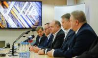 Podpisanie umowy z wykonawcami inwestycji, fot. Mikołaj Kuras