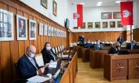 Sesja absolutoryjna sejmiku województwa, fot. Mikołaj Kuras dla UMWKP