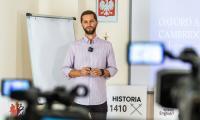 Zajęcia z języka angielskiego, fot. Szymon Zdziebło tarantoga.pl dla UMWKP
