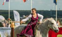 Turniej rycerski w Golubiu-Dobrzyniu, Fot. Szymon Zdziebło