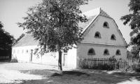 Spichlerz dworski w Kłóbce, stan pierwotny z 1939 roku, fot. Muzeum Ziemi Kujawskiej i Dobrzyńskiej we Włocławku