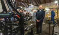 Otwarcie Muzeum Warzelni Soli i Lecznictwa Uzdrowiskowego w Ciechocinku, fot. Szymon Zdziebło/tarantoga.pl dla UMWKP