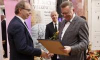 Gala wręczenia nagród Hereditas Saeculorum i Musejon, fot. Andrzej Goiński/UMWKP