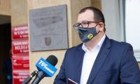 Uroczyste podpisanie umowy na przebudowę drogi wojewódzkiej nr 548 na odcinku Lisewo-Wąbrzeźno, fot. Mikołaj Kuras dla UMWKP