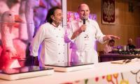 Gościem ubiegłorocznych pokazów kulinarnych był znany kucharz Michel Moran, fot. Andrzej Goiński dla UMWKP