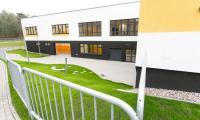 Nowy budynek ośrodka im. Maczka w Bydgoszczy, w którym znajdują się warsztaty zawodowe, fot. Filip Kowalkowski dla UMWKP