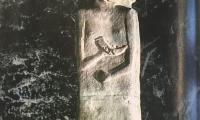 kamienny posąg Światowida