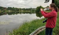 Gostynińsko-Włocławski Park Krajobrazowy - wizja lokalna fot. Jacek Zdrojewski
