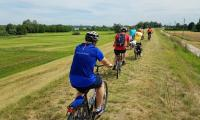 Rajd rowerowy Wiślaną trasą rowerową (Toruń-Ciechocinek 28 lipca 2020)