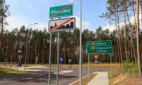 Otwarcie obwodnicy Płazowa, fot. Filip Kowalkowski dla UMWKP