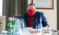 Posiedzenie KWRiST 23 lutego 2021, fot. Mikołaj Kuras dla UMWKP