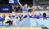 Halowe Mistrzostwa Europy w Lekkoatletyce 2021, fot. Paweł Skraba