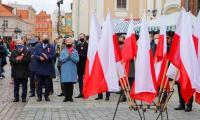 Uroczystości z okazji Święta Narodowego Trzeciego Maja w Toruniu , fot. Mikołaj Kuras dla UMWKP