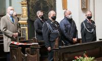 Msza w intencji strażaków w Toruniu, fot. Andrzej Goiński/UMWKP
