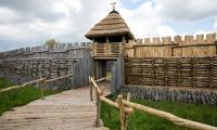 Muzeum Archeologiczne w Biskupinie, fot. Andrzej Goiński UMWKP