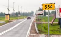Droga wojewódzka nr 554 po remoncie, 2019 rok, fot. Szymon Zdziebło tarantoga.pl dla UMWKP