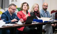 Eksperci szesnastu urzędów marszałkowskim pracują nad projektami stanowisk Konwentu Marszałków, fot. Andrzej Goiński/UMWKP