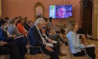 Posiedzenie Konwentu Marszałków Województw w Toruniu, fot. Mikołaj Kuras dla UMWKP