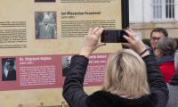 Otwarcie wystawy, fot. Mikołaj Kuras dla UMWKP