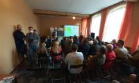 fot. M.Wiśniewski - konferencja podsumowująca projekt ThreeT, Park Krajobrazowy Góry Łosiowe
