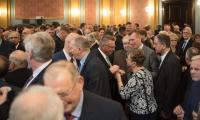 19.12.2017 Samorządowe spotkanie opłatkowe fot. Łukasz Piecyk