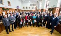 22.12.2017, Przedświąteczne spotkanie opłatkowe pracowników Urzędu Marszałkowskiego, fot. Łukasz Piecyk