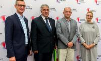 Uroczyste wręczenie umów o dofinansowanie projektów ramach RPO i PROW, fot. Łukasz Piecyk