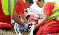 Ocena urazów poszkodowanego w wypadku drogowym