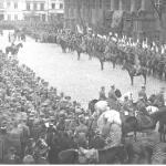 Wkroczenie wojsk polskich do Torunia, 18 I 1920 r. NAC